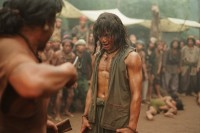Tony Jaa & Primrata Dej-Udom in the movie Ong Bak 2