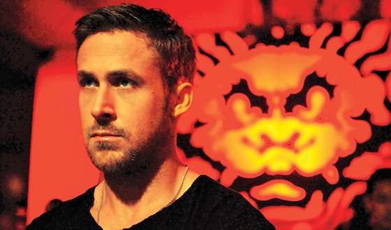 Ryan Gosling and Kristin Scott Thomas  in 'Only God Forgives'