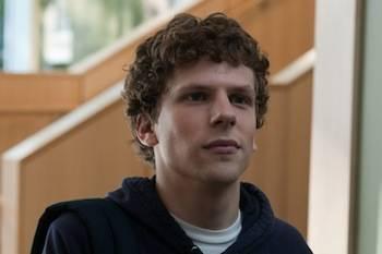 Jesse Eisenberg (The Social Network)