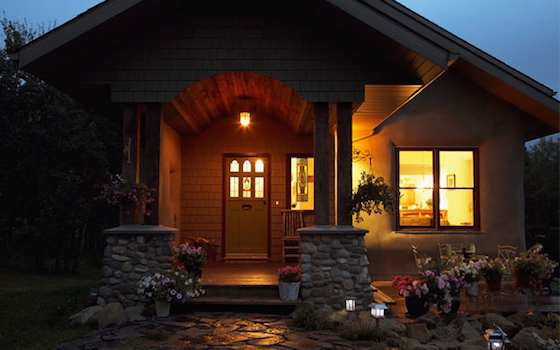 Outdoor Motion Lights for Home Safety and Security