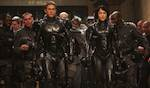 Charlie Day and Charlie Hunnam  in 'Pacific Rim'