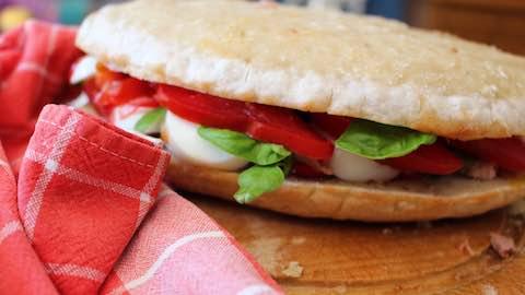 Pan Bagnat Sandwich Recipe Recipe