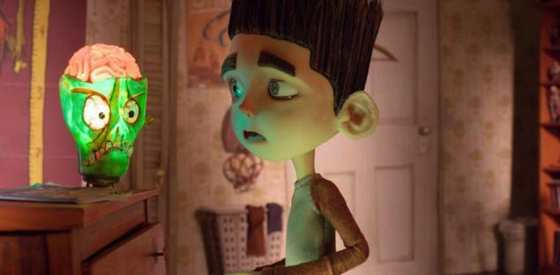 Kodi Smit-McPhee and Christopher Mintz-Plasse  in Paranorman