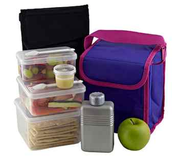 Keeping Lunch Boxes Interesting and Healthy