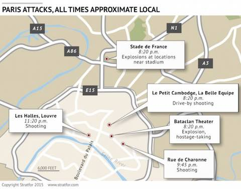 What to Expect After the Nov. 13 Paris Attacks