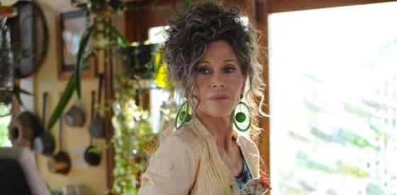 Catherine Keener and Jane Fonda in Peace, Love and Misunderstanding