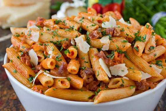 Penne alla Vodka: This Pasta is a Carb-Lover's Dream Recipe