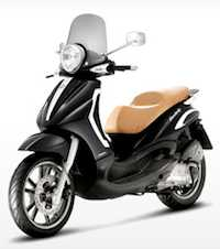 11 Coolest Scooters to Help You Spring Into 2011