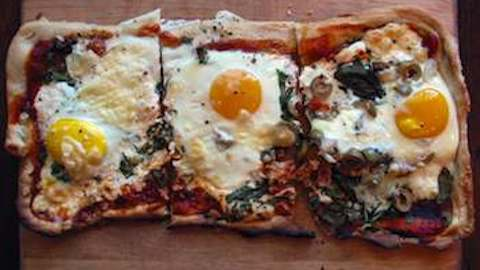 Best Breakfast Pizza Recipe  Recipe