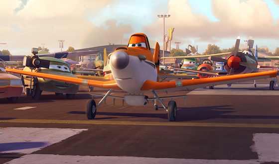 'Planes' Movie Review - Anthony Edwards and Brad Garrett     Movie Reviews Site