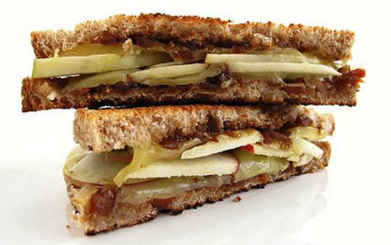 Ploughman's Grilled Cheese Sandwich Recipe