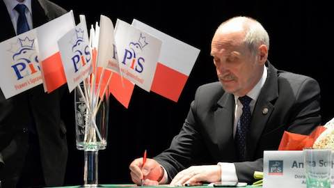 Poland's Tea Party Movement