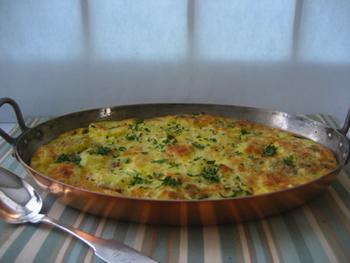 Potato and Chorizo Tortilla Recipe