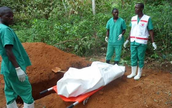 Poverty: The Petri Dish That Grows Ebola