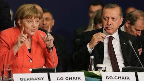 Preventing the German-Turkish 'Train Crash'