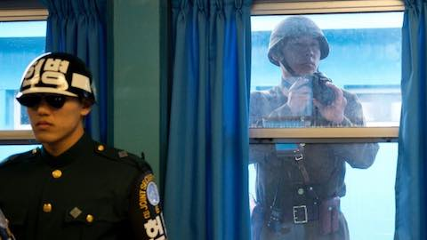 Provoking a New Korean War