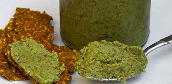 Pumpkin-Sunflower-Flax Seed Butter: Better Than Peanut Butter