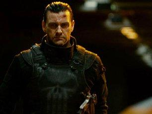 Ray Stevenson in Punisher War Zone.
