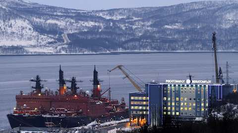 Putin's Russia in Biggest Arctic Military Push Since Soviet Fall