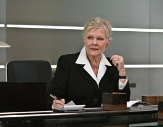 Judi Dench Stars as M in Quantum of Solace | Quantum of Solace Movie Review & Trailer | New James Bond Film | Daniel Craig as James Bond 007