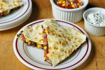 Quick Weeknight Delight: Quesadillas, A Christmas Treat With the Taste of Days Gone By