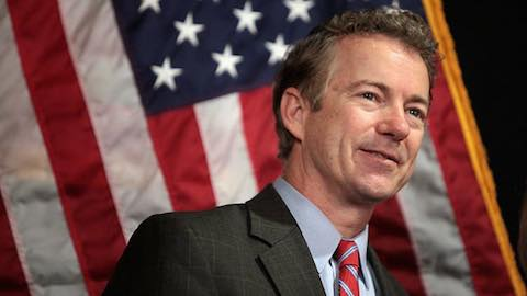 Rand Paul's Foreign-Policy Flip-Flop Not Likely to Win Him Many Friends