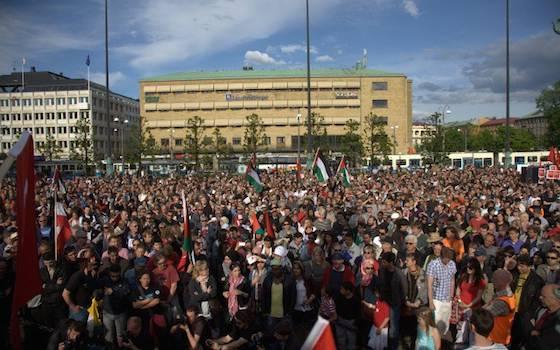 Recognizing Palestine