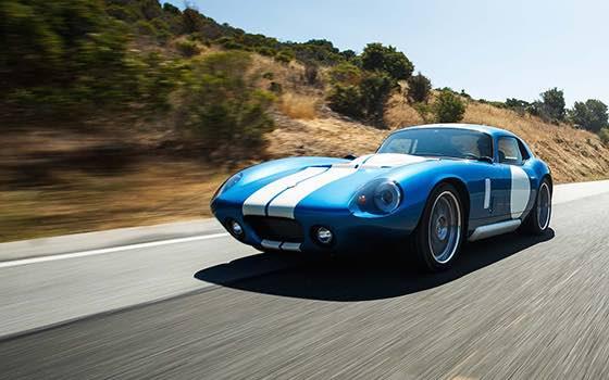 Renovo: Fast as a Ferrari and Electric