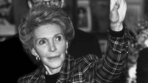 What Would Nancy Reagan Say?
