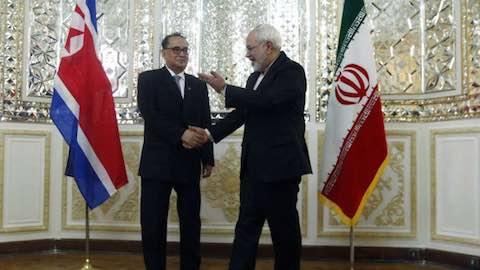 Reviving the North Korea-Iran Axis?