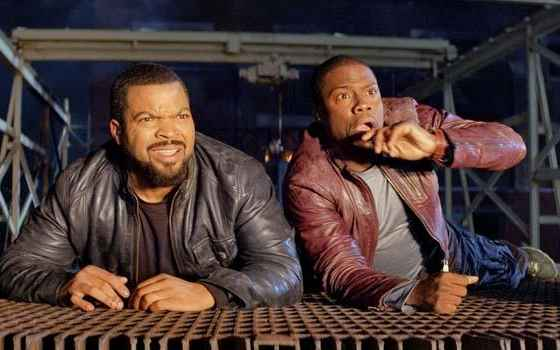 'Ride Along' Movie Review