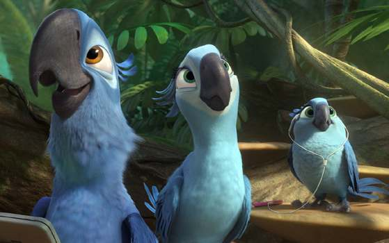 'Rio 2' Movie Review