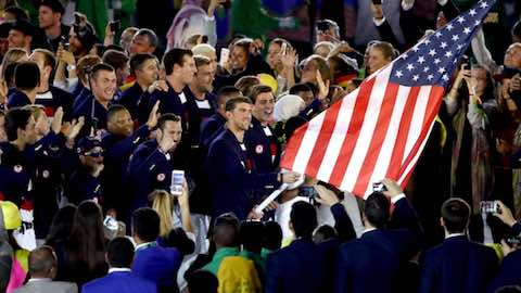 Team USA features 191 returning Olympians, 68 Olympic champions
