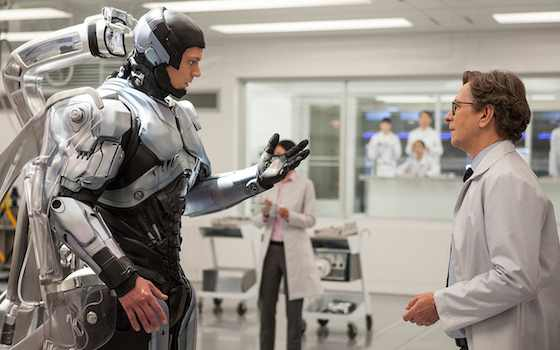'RoboCop' Movie Review