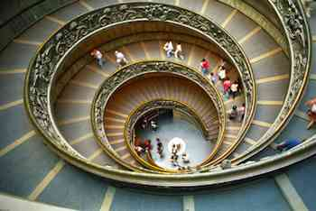 Smart travelers can now book online to visit the Vatican Museum