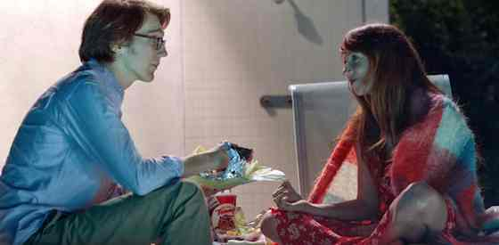 Paul Dano and Zoe Kazan in Ruby Sparks