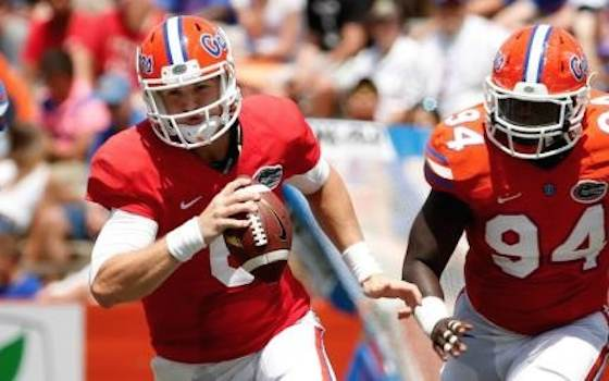 Jeff Driskel and Florida Improve Offensively