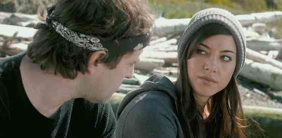 Aubrey Plaza and Jake M. Johnson in Safety Not Guaranteed