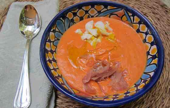 Salmorejo: Classic Spanish Cold Soup Recipe Recipe