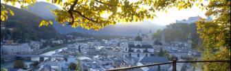 Salzburg Austria Panorama