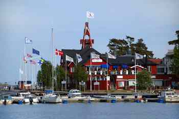 Stockholm's Island Getaways - With its swanky yacht club, Sandhamn is often regarded as Sweden's answer to Nantucket