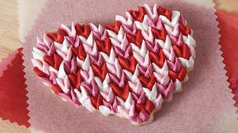 Cookies for Valentine's Day Recipe