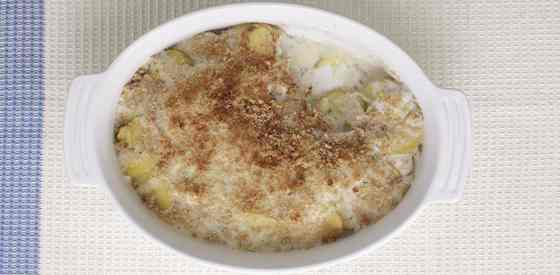 Secrets for Slimmed-Down Scalloped Potatoes Recipe
