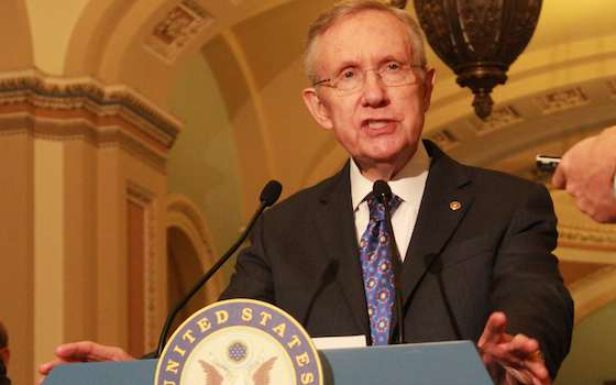 Harry Reid Has Become McCarthy for Our Time