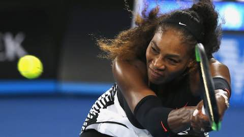 Serena Williams' Grand Slams