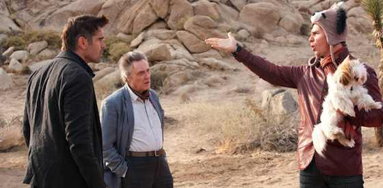 Christopher Walken and Colin Farrell  in Seven Psychopaths