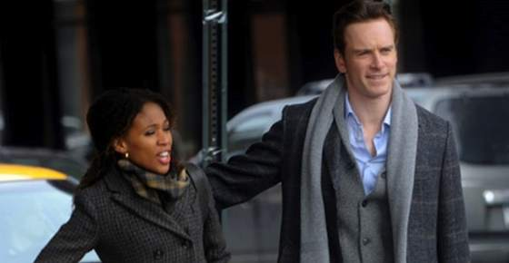 Michael Fassbender and Carey Mulliganin Shame
