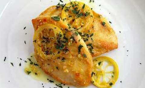Simple and Elegant Chicken Scaloppine Recipe