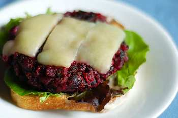 Simply the Best Veggie Burger You'll Ever Taste Recipe