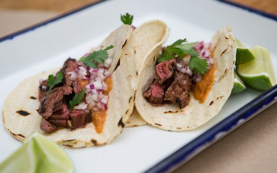 Skirt Steak Asada Tacos Recipe Recipe